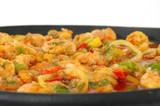 Shrimp stew (Brazilian typical food aka Moqueca de Camarao) poster