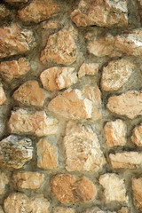 River Rocks wall