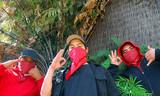 Teenage gang  poster