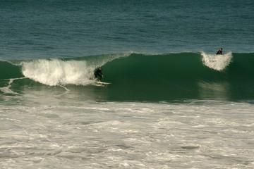 surfing stormy seas 2.