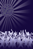 Disco - Party poster