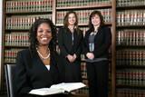 Women Lawyers poster