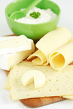 Cheese products poster