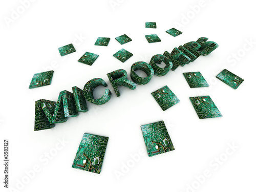 Microchips Word 31