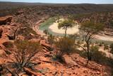 Murchison Gorge in Westaustralien Australien_07_1205 poster