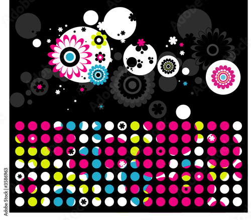 Pattern background, vector