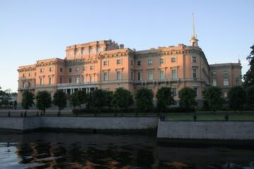 St. Michael's (Mikhailovsky) Castle
