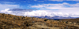Panoramic Lake Titicaca Landscape poster