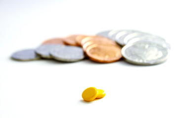 Medicines cost