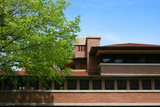 Frank Lloyd Wright's Robie House, Chicago, Illinois - 3598959