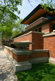 Frank Lloyd Wright's Robie House, Chicago, Illinois - 3598978