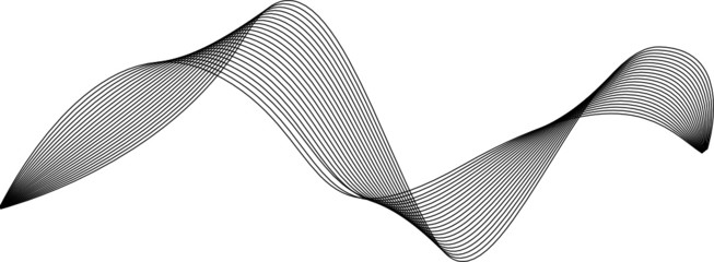 Wellen und Linien