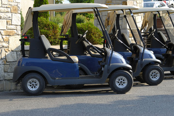 Golf transport