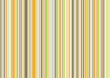Fototapety retro orange brown green stripes