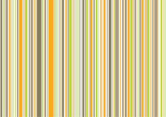 retro orange brown green stripes