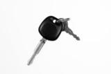 Microchiped Car Key poster