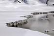 Antarctic ice shelf edge - 3606985