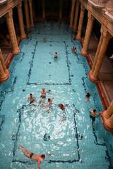Gellert Spa à Budapest