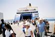 Leinwandbild Motiv ferry