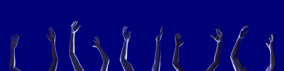 Hände hoch - Düster