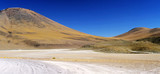Andean Panoramic View poster