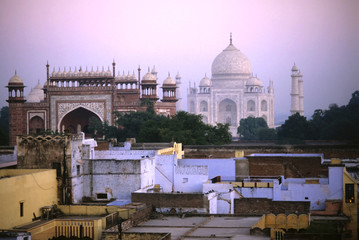 Agra Rooftops