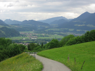 This was taken during my holidays in bavaria.