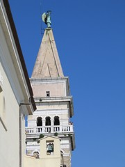 Church, Portoroz/Slovenia