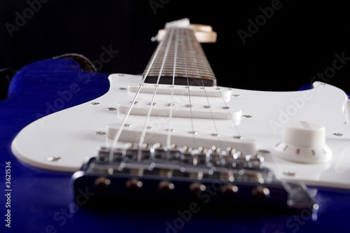 Musical background – instruments. Shot in studio.