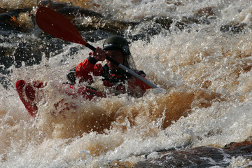 whitewater rodeo