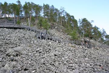 Lapland's hills