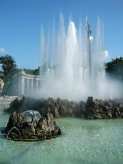 Fontaine du soldat