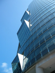 Architecture et immeuble à Viennes