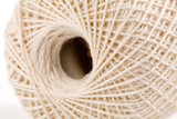 a ball of twine close up shot poster
