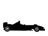 formula 1 vector poster