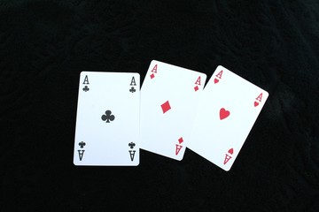 3 aces without pike