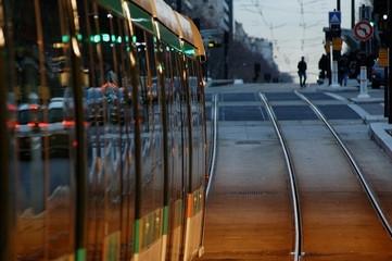 tram T3 à Paris