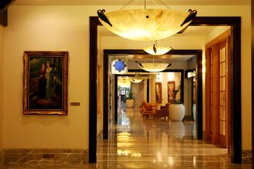 lobby interiors and doors