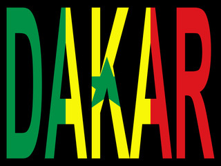 city of Dakar