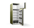 3D render of a modern fridge