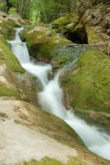 Waterfall , Long exposure photo