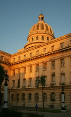 capitolio sunset