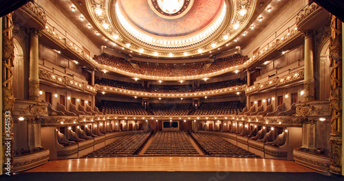 Teatro Municipal Rio de Janeiro - 3641533