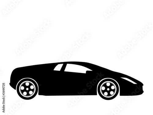 sport car vector 8