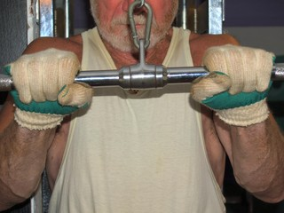 Seniorensport - Muskelaufbau