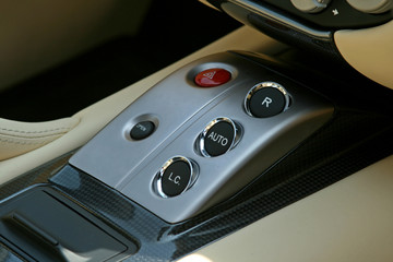 supercar controls