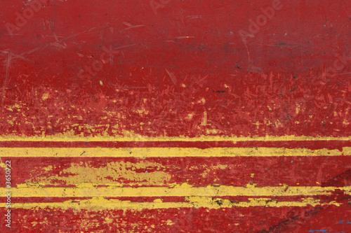 Grungy background in red and yellow