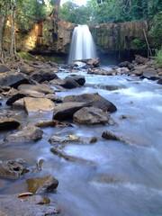 cascade de sen monorom, Mondolkiri