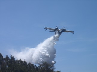 Incêndio Florestal Vale da Guarda