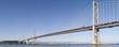Panorama of Bay Bridge